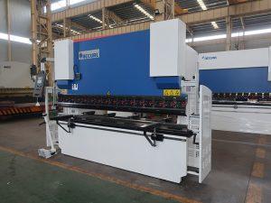 100T 2500 2-assige hydraulische kantpersbuigmachines