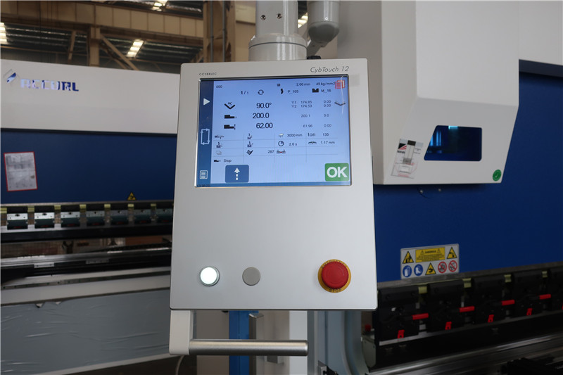 CybTouch 12 PS 2D CNC-systeem