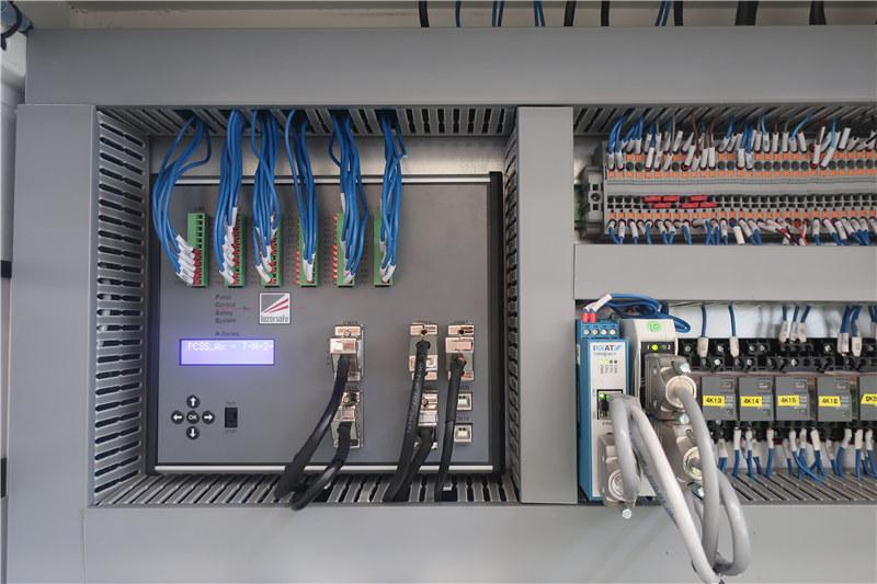 3.Lazersafe PCSS Een serie veiligheids-PLC