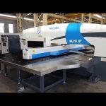 30 ton CNC servo hydraulische revolverponsmachine