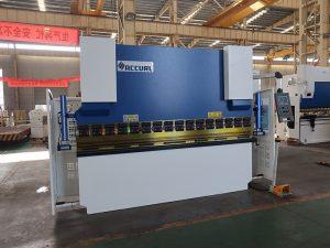 300 Ton hydraulische nc kantpers machine 5M met CE veiligheidscertificering