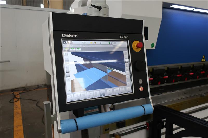 DELEM DA66T 3D CNC-systeem