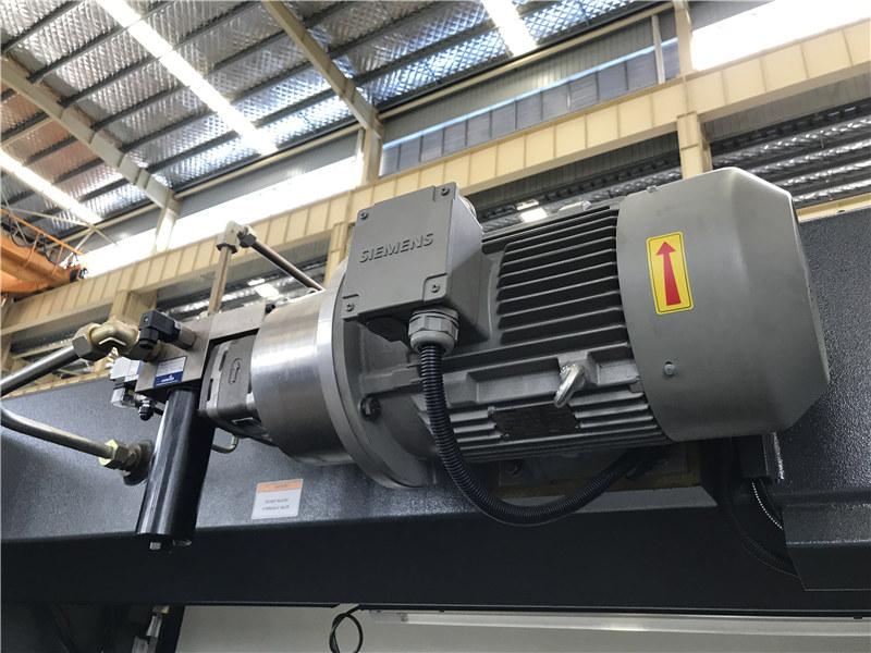 Siemens machine