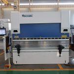 WC67K 500 T / 4000mm cnc hydraulische rvs kantbank, hoge efficiëntie plaat plaatwerk buigmachine