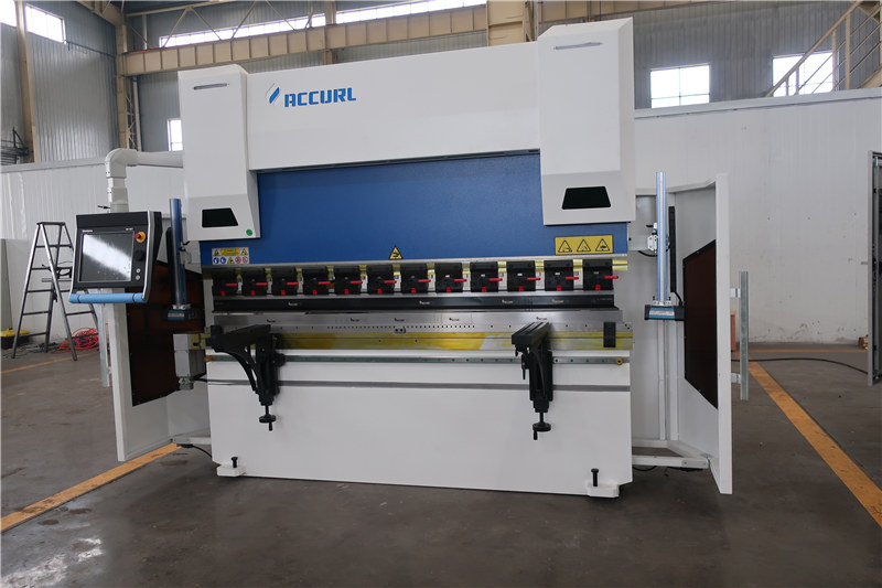 ACCURL cnc kantpers DA66T 4axis 2500mm