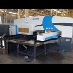 CNC servo aangedreven ram torentje ponsmachine 50 ton voor servo cnc ponsmachine