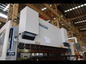 Hydraulische NC kantbank / plaatwerkbuigmachine MB7-125Tx3200