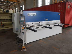 aluminium plaat cnc shearing machine
