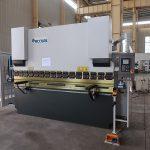 automatische stalen buigmachine voor ijzeren plaat hydraulische bladrem prijs