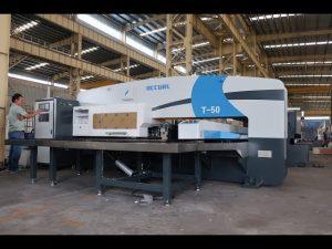 CNC hydraulische revolverponsmachine voor cnc-ponsmachine van 30 ton