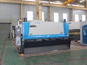 QC11y-8 * 3200 hydraulische knipmachine te koop met cnc-besturing