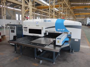cnc torentje ponsen machine, automatische perforatie machine, cnc punch druk prijs