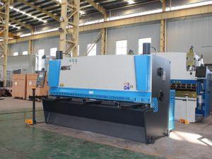 hydraulische knipmachine qc12y 4x2500