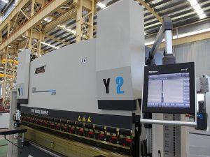 nieuwe cnc kantpers machine