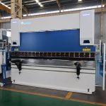 stalen plaat 7 as 400 Ton 6000 MM cnc kantpers buigmachine met CE en CQC