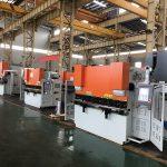 WC67K-30T Hydraulische kantbank voor 1600 mm, buigmachine voor plaatstaal, met CE-certificaat