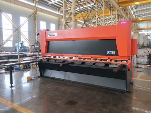 qc12y-6x3200 hydraulische knipmachine