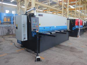 hydraulische metalen plaat zwaailicht shearing machine