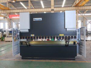 plaatbuigmachine Wc67y 100t 3200 CNC roestvaststalen kantbanken